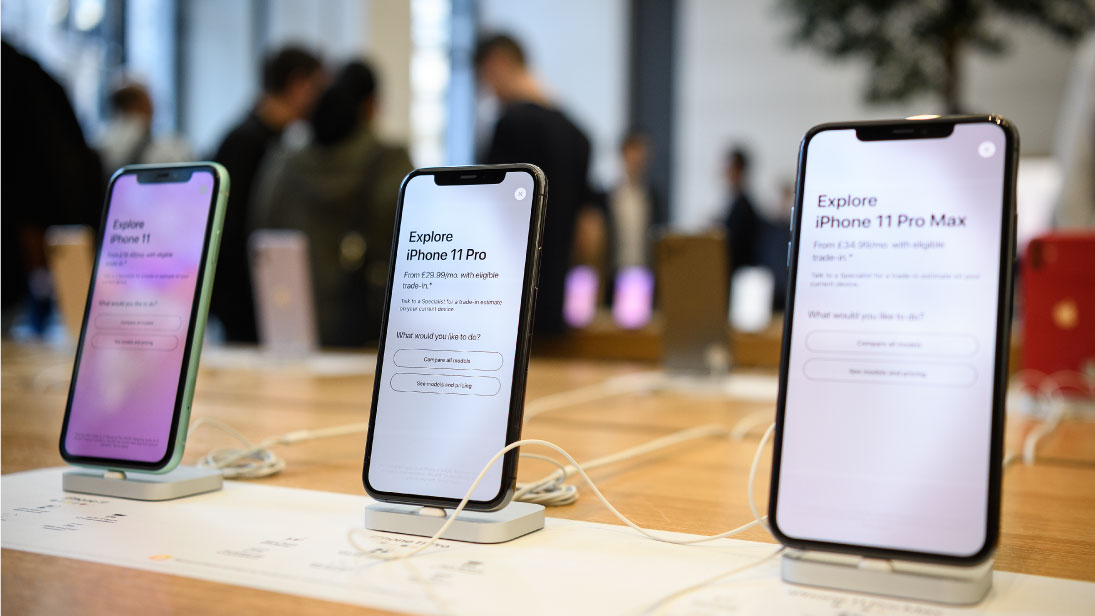 All iphone 11