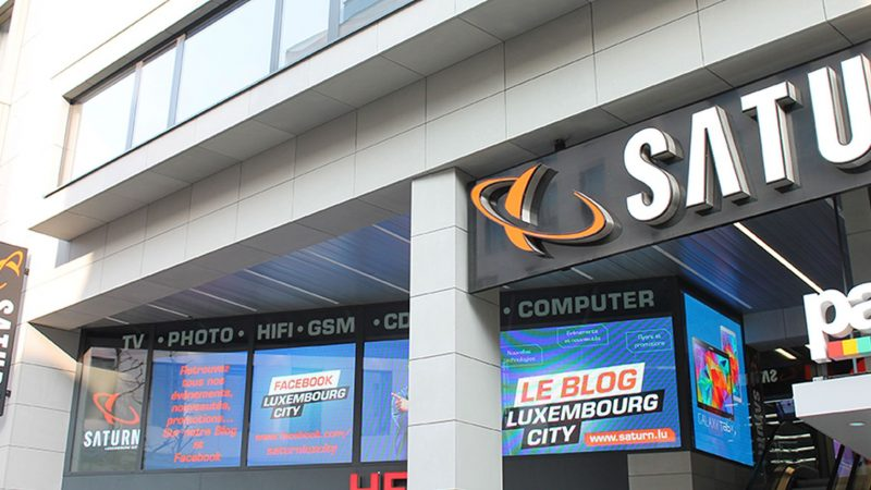 Saturn Luxembourg City