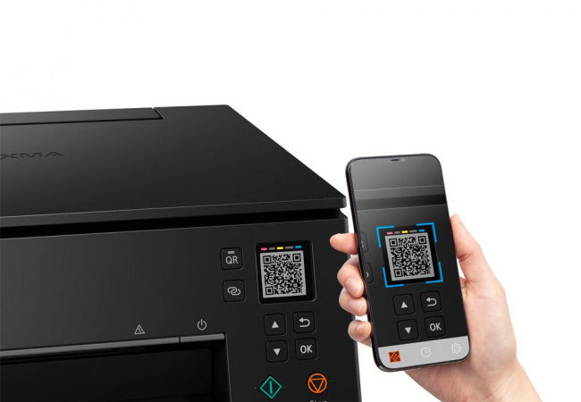 connectivité bluetooth imprimante pixma canon