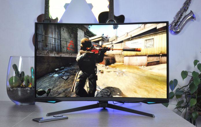 samsung-Odyssey-QLED-gaming-monitor
