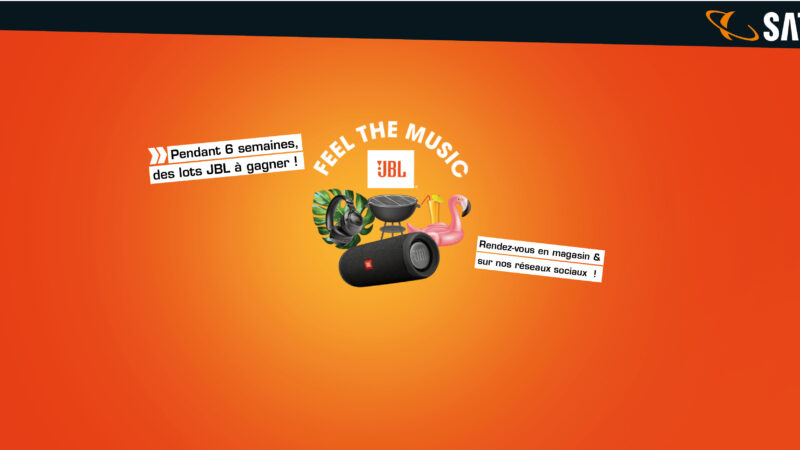 feel the music jbl